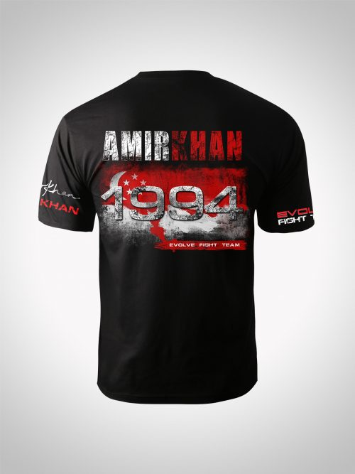 Amir Khan Walkout T-Shirt