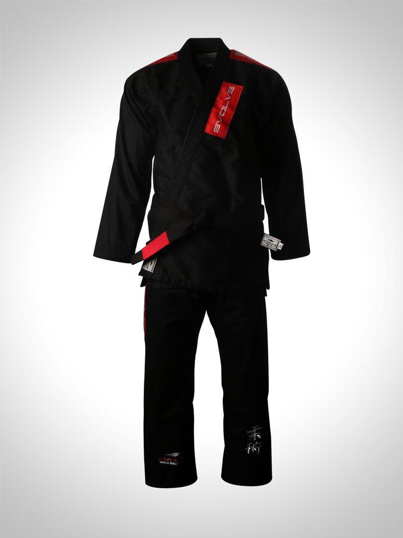 Evolve-MMA-BJJ-Gi-Black