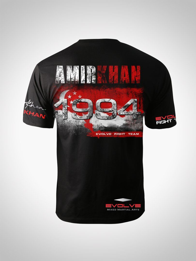 Evolve Fight Team Amir Khan