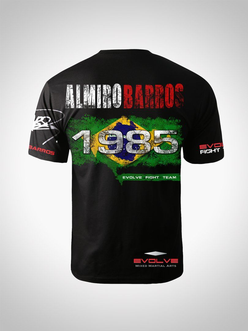 Evolve Fight Team Almiro Barros
