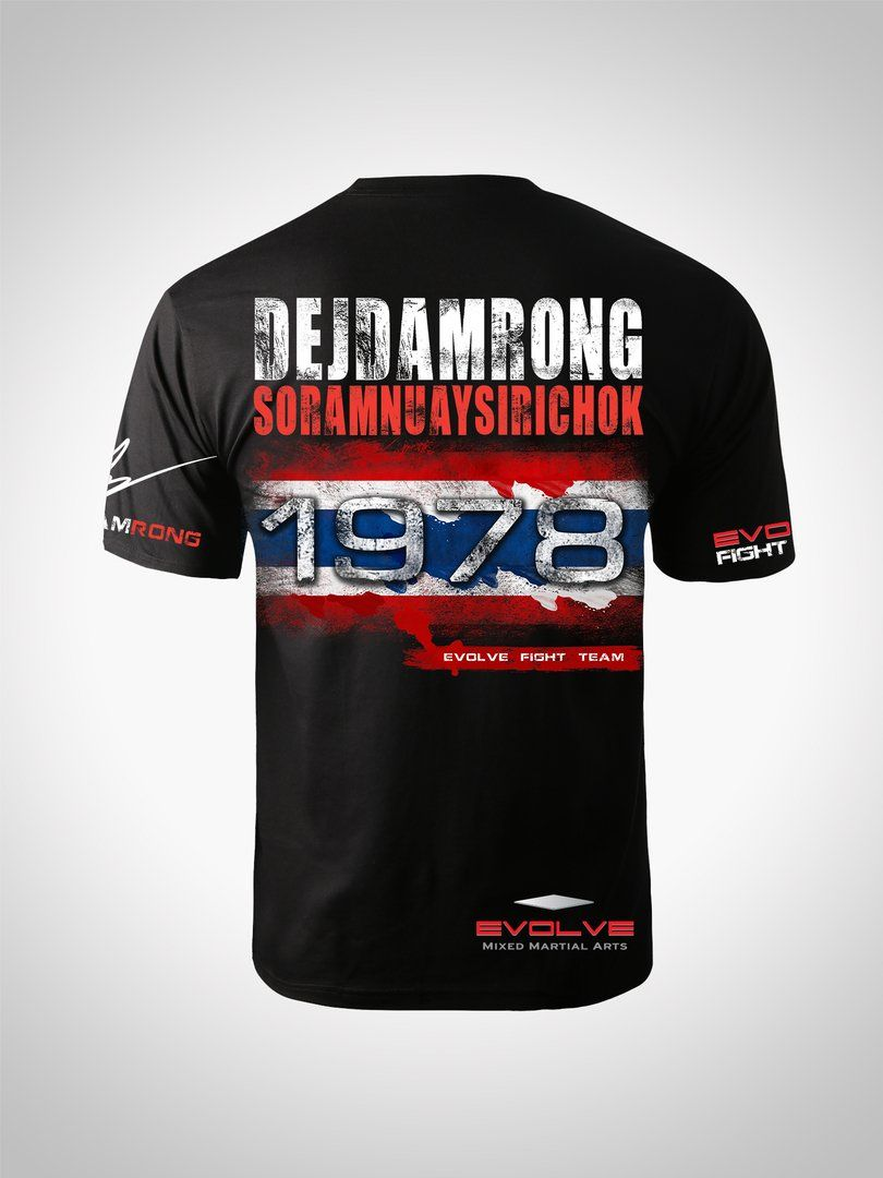 Evolve Fight Team Dejdamrong Amnuay Sorsirichoke