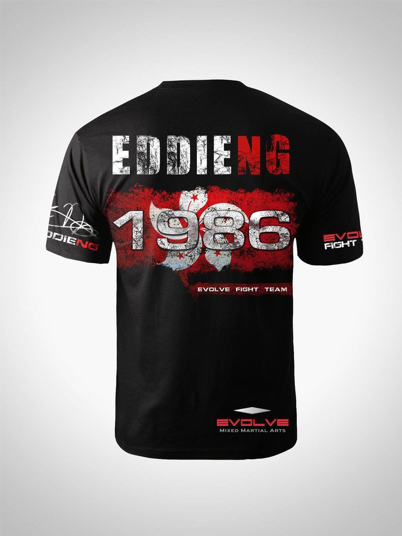 Evolve Fight Team Eddie Ng