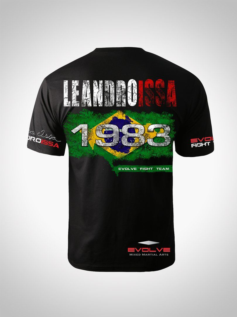 Evolve Fight Team Leandro Issa