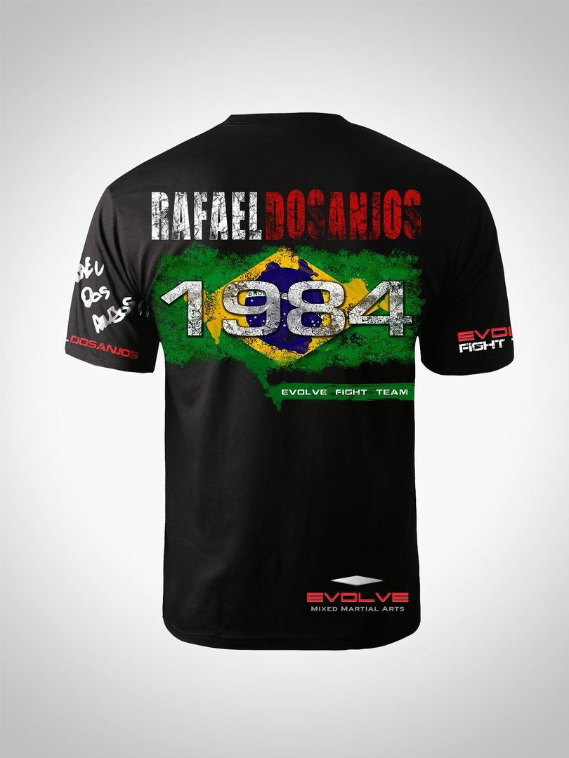 Evolve Fight Team UFC Rafael Dos Anjos