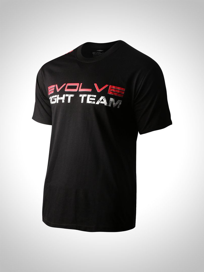 Mens Evolve Fight Team T-Shirt
