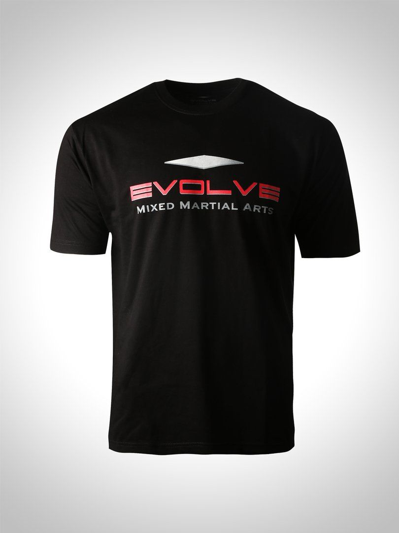 Mens-Evolve-MMA-Logo-T-shirt