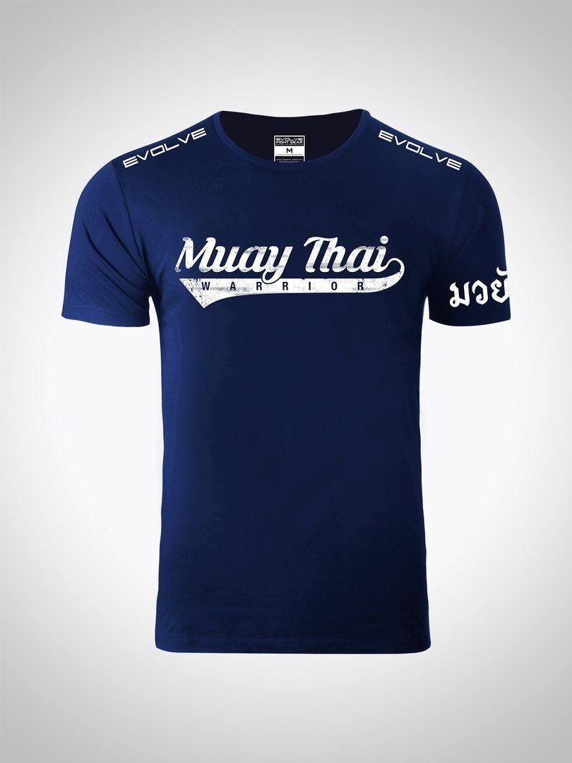 f612c73b8 Evolve Muay Thai Warrior T-Shirt | Evolve Fight Gear