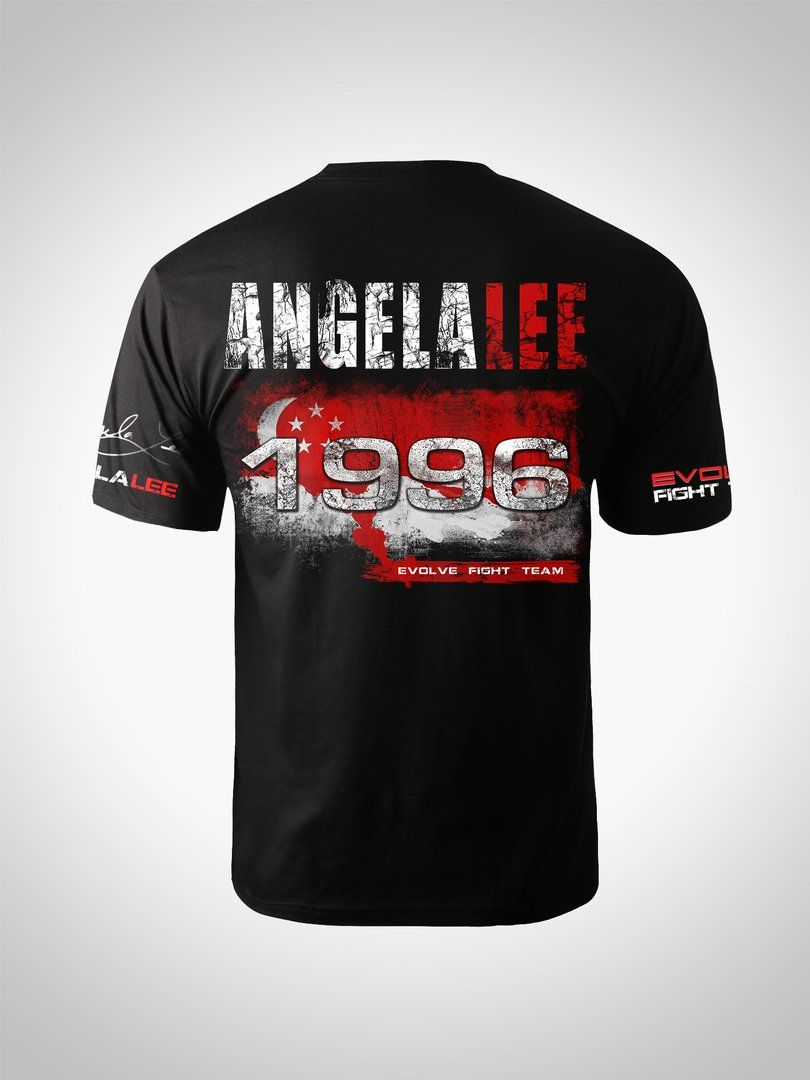 5901a5d48 ONE Championship World Champion Angela Lee | Evolve Fight Gear