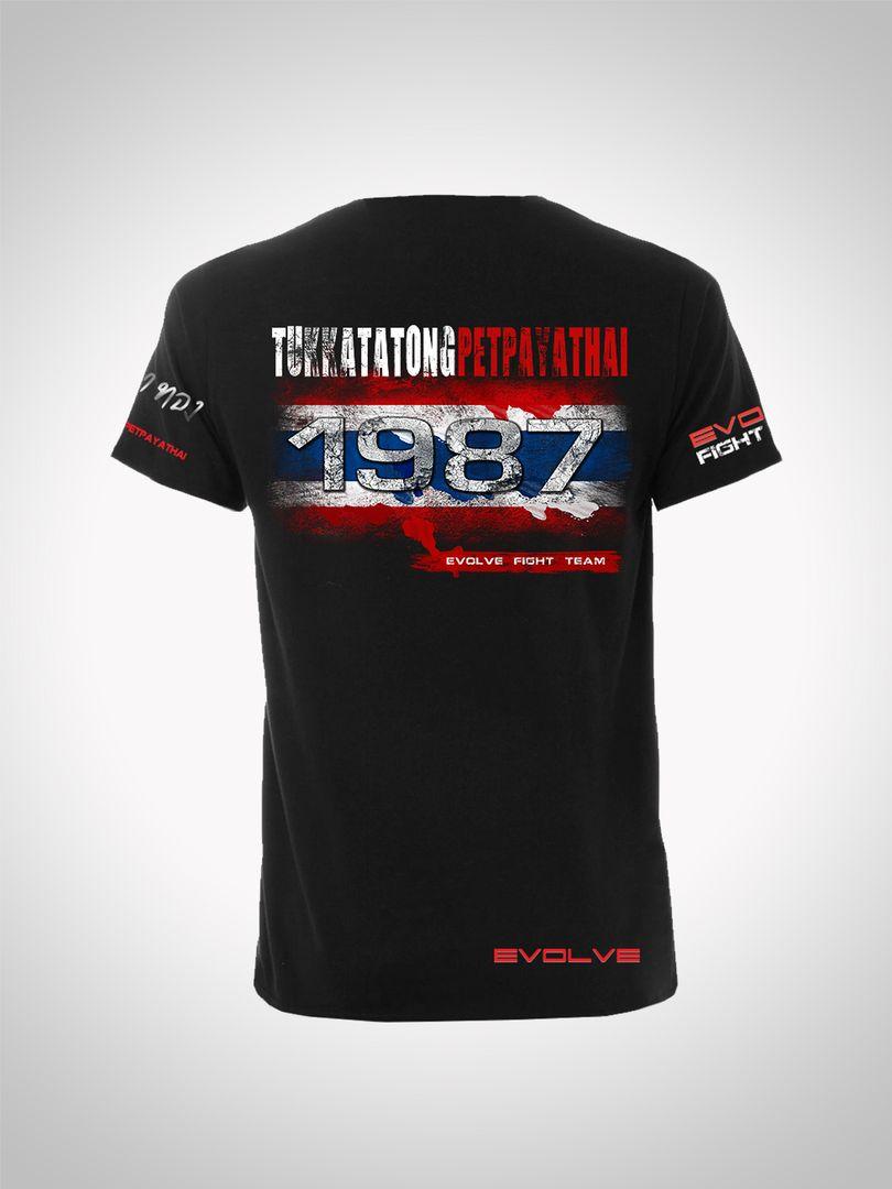 4739519a7 Multiple-time Muay Thai Champion Tukkatatong Petpayathai | Evolve ...