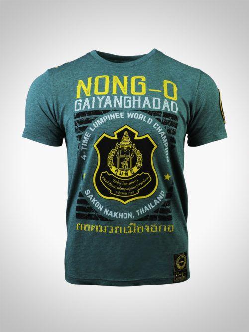 2e1015ba2 Limited Edition World Champion Signature T-shirt: Nong-O Gaiyanghadao